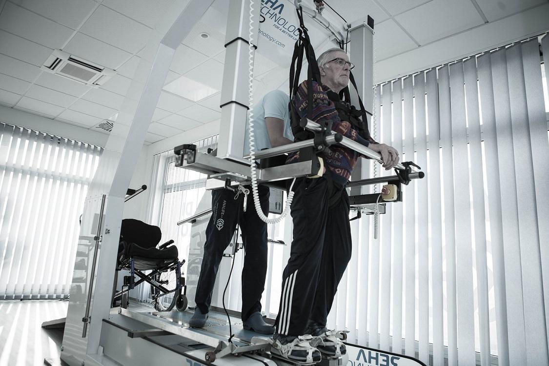Analife centro di riabilitazione motoria arto inferiore